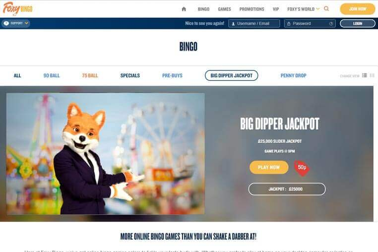 Foxy Bingo Bonus Codes 2019 – The Benefits and How to Get