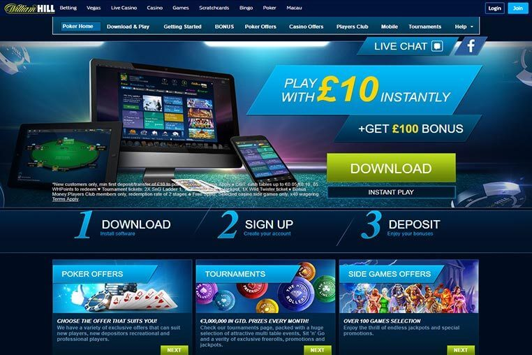 William Hill Promo Code That Gets You Benefits