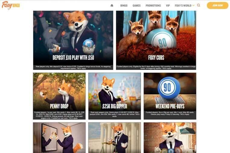 Foxy Bingo Bonus Codes 2019 – The Benefits and How to Get